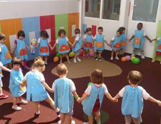 escuela infantil menuts- matriculacion