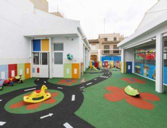 circuito transito escuela infantil menuts