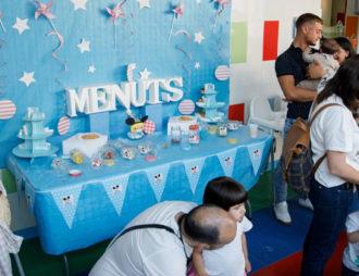 escuela infantil menuts aniversario