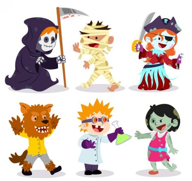 Las Escuelas Infantiles Menuts celebran la semana de Halloween | Menuts