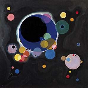 kandinsky-varios-circulos-1926