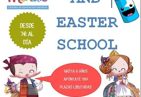 fallas and easter school