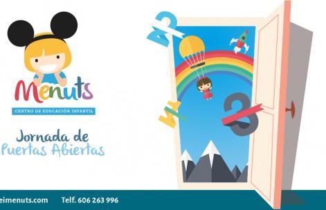 Jornada de Puertas Abiertas Guardería Valencia