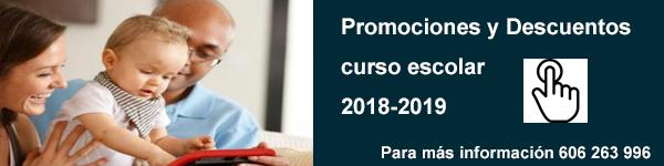 Precios guarderías Valencia 18-19 | Menuts